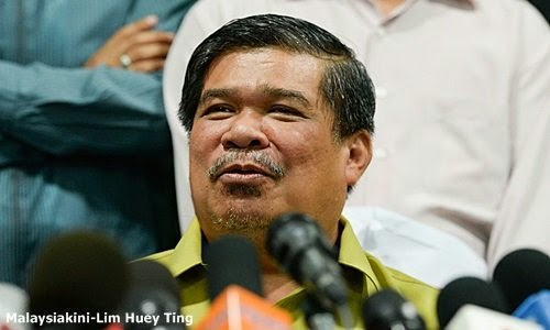Setiausaha Agong PAS memandai mandai letak sendiri nama Calon MB