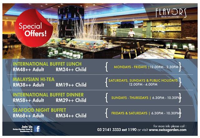 579023 339199396135034 135941749794134 860892 2029375936 n The Buffet Promotion at Flavor Restaurant, Swiss Garden International Hotel