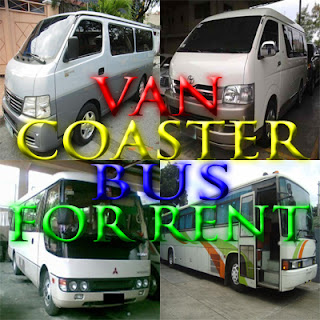 Vehicles For Rent in Cebu
