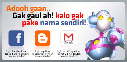 DOMAIN DAN HOSTING MURAH