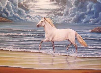 caballos-al-oleos