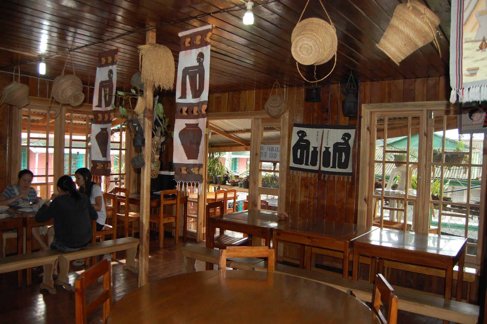 Rock Inn Cafe Sagada Menu