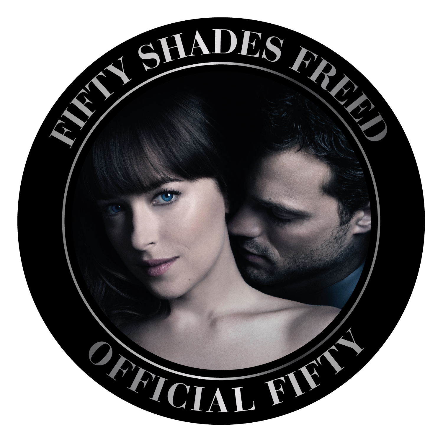 Official Fifty - Fifty Shades Freed