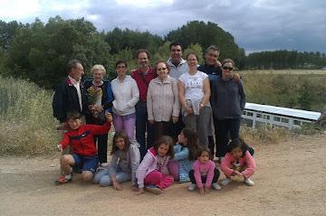 Convivencia Final de Curso.Julio 2012. Montaña Palentina