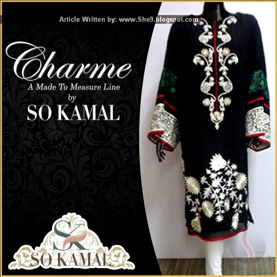 So Kamal Charme Collection 2014-2015