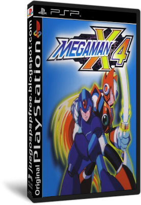 Megaman X4 [eboot] [ingles] [PSP]