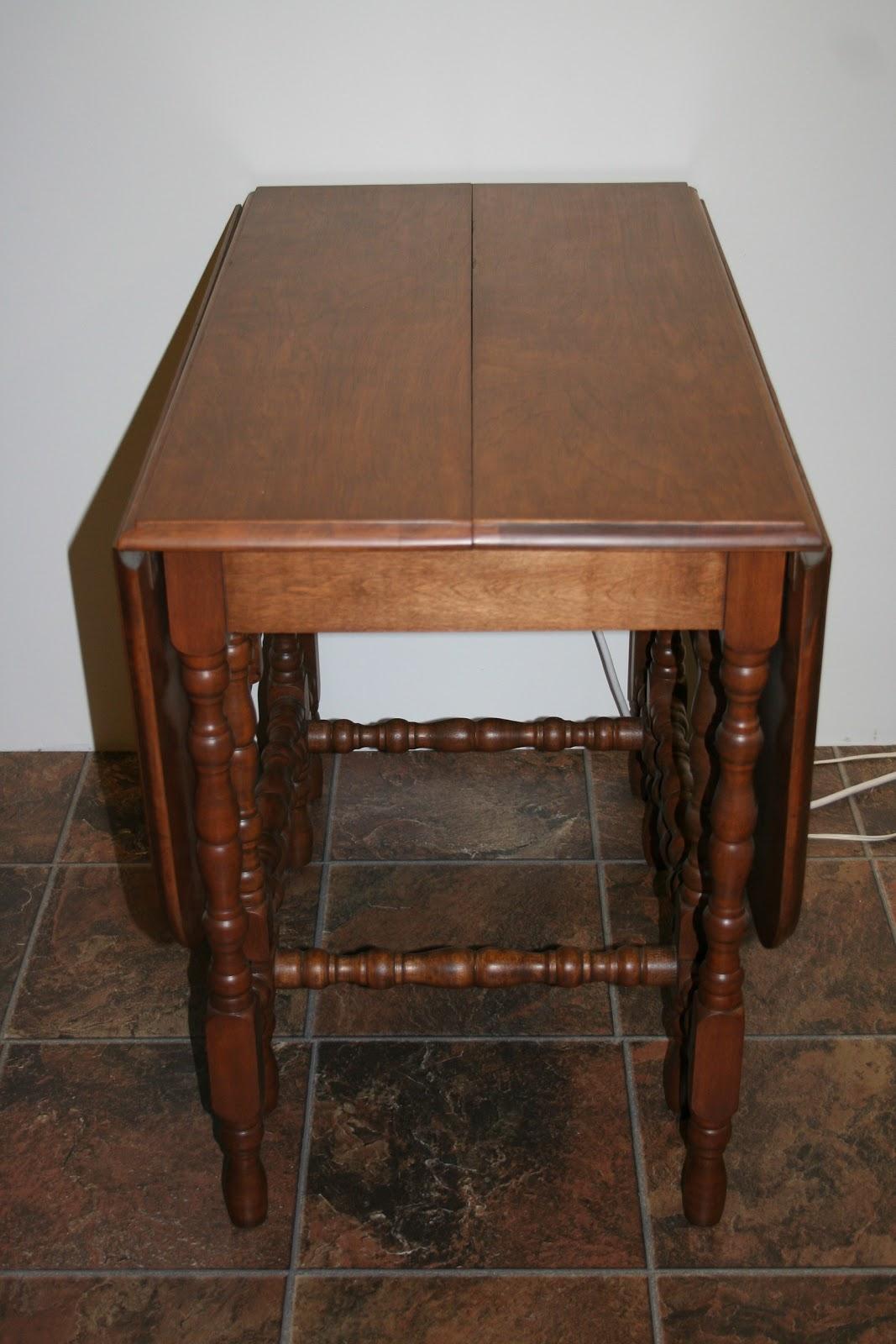 Tammys craft emporium antique drop leaf gate leg table antique drop leaf gate leg table watchthetrailerfo