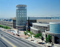 Salt Lake City Convention Center - Site of the Stampin'UP! Convention 2012