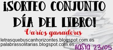 Sorteo activo en el blog :)