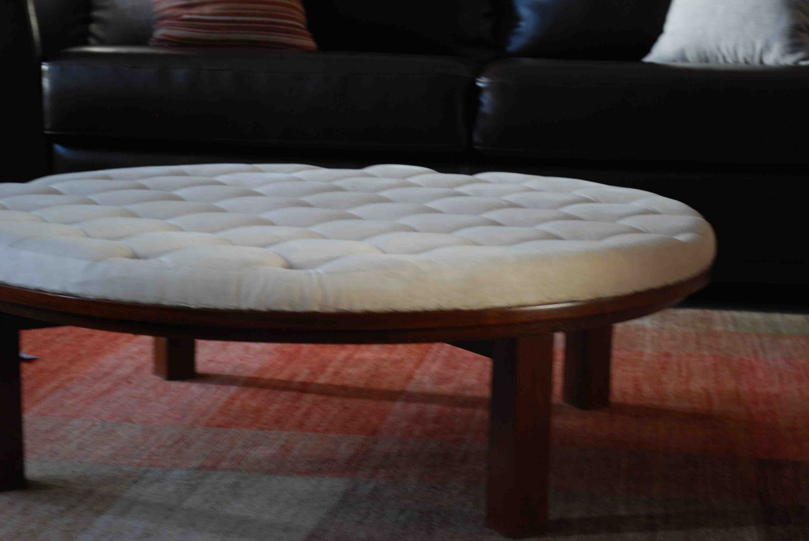 Ottomans the new coffee tables white by mehar for Latest coffee tables