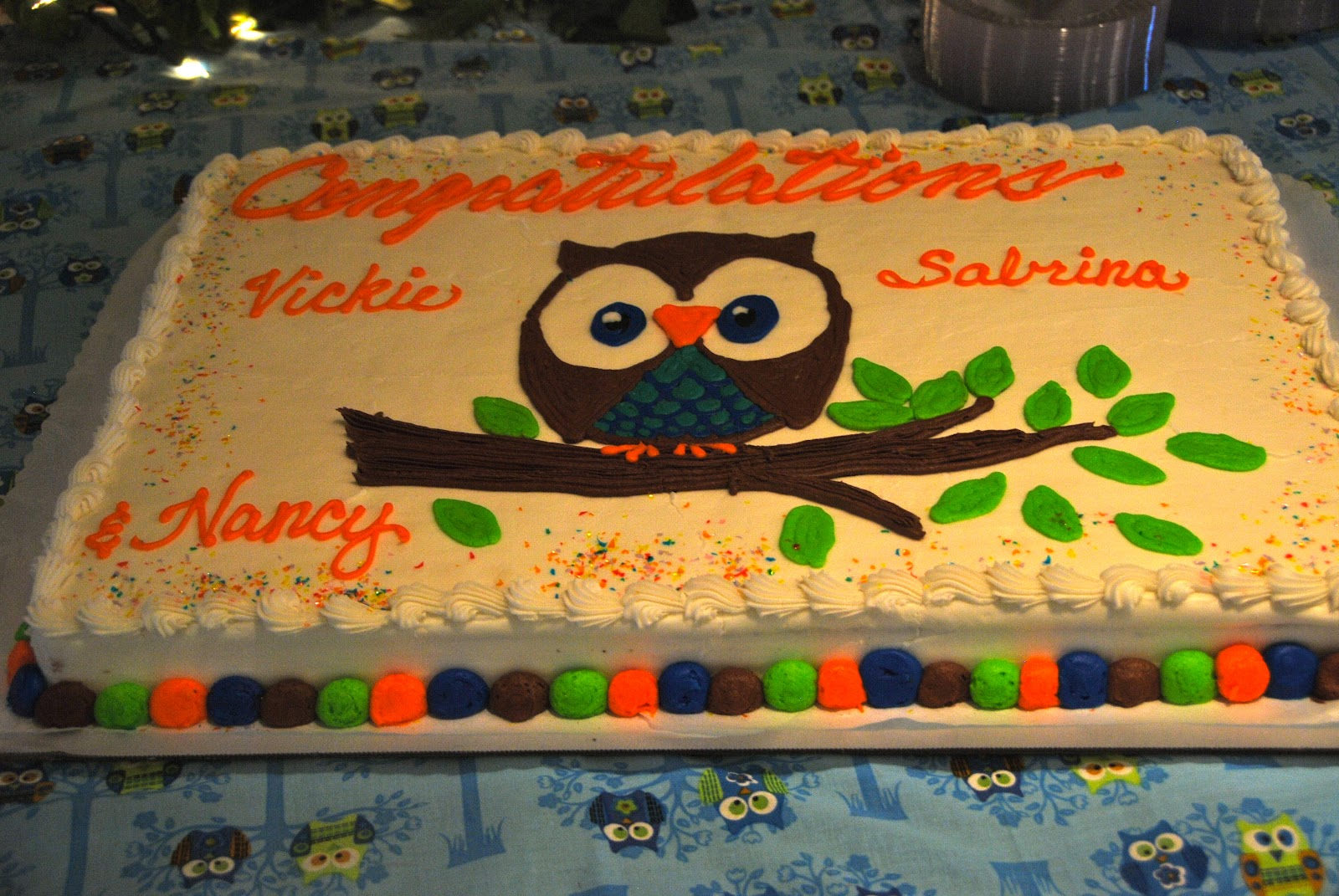 Walmart Cake Decorating Fail