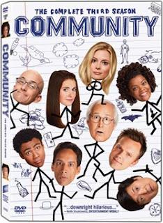 Community season 3 dvd Australian release