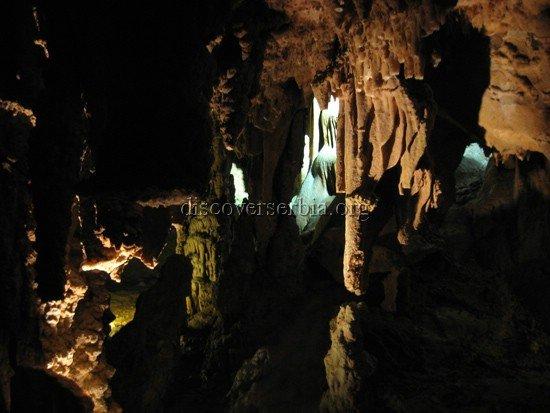 Resavska Pecina Cave
