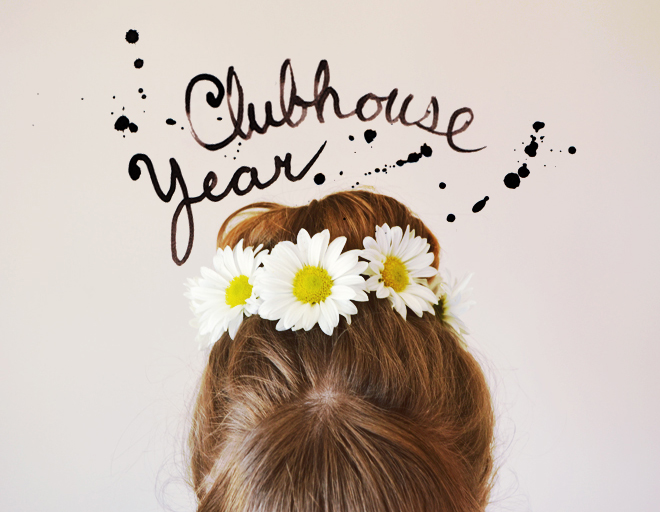 The Flying Clubhouse: Clubhouse Year
