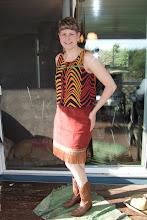 Pocahontas Dress