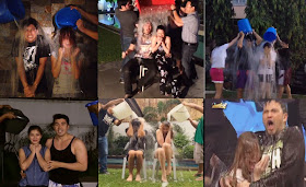 Pinoy celebrity couple accepted the ALS Ice Bucket Challenge