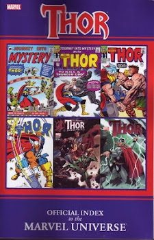 Thor: The Official Index to the Marvel Universe