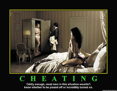 Image: Cheating