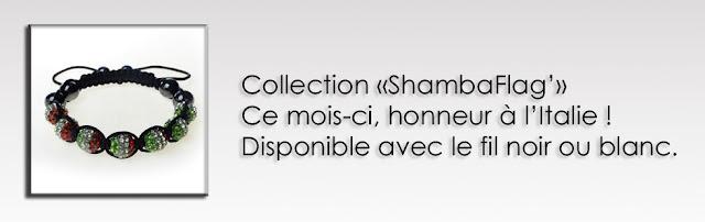 Jeu SwagOnline et Mademoiselle Bons Plans: 3 Bracelets Shamballa + 7 livraisons gratuites à gagner