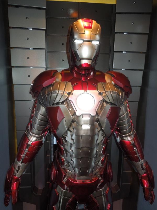 Iron Man MarkV armor