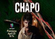 El Chapo capítulo 8 domingo 28 mayo 2017 Novela HD