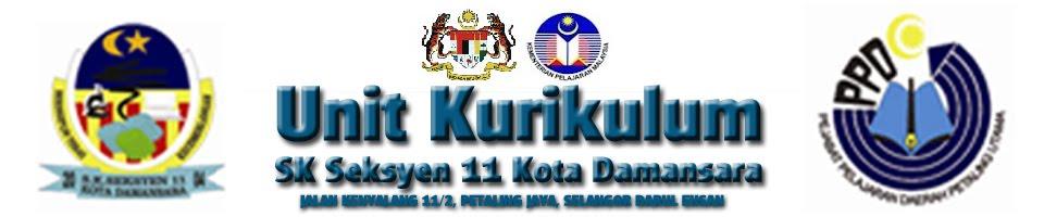 Unit Kurikulum SK Seksyen 11 Kota Damansara