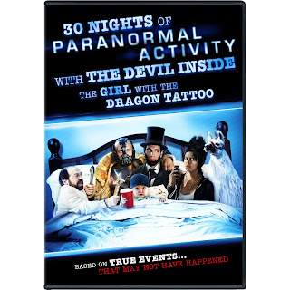 30 Nights of Paranormal Activity with the Devil Inside the Girl with the Dragon Tattoo online (2013)