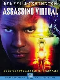 Baixar Filme Assassino Virtual (1995) DVDRip AVI + RMVB Dublado