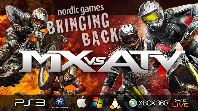 MX vs. ATV Series To Be Resurrected By Nordic Games
