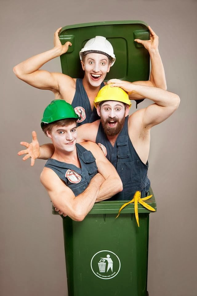 adelaide fringe: trash test dummies