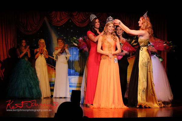 Crowning Jenna Seymour Miss Earth Australia 2012,  - Behind The Scenes 2012
