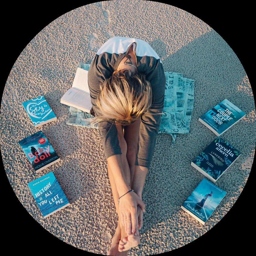 Bookworm. Bookstagrammer. Booktuber. Writer. Traveler.