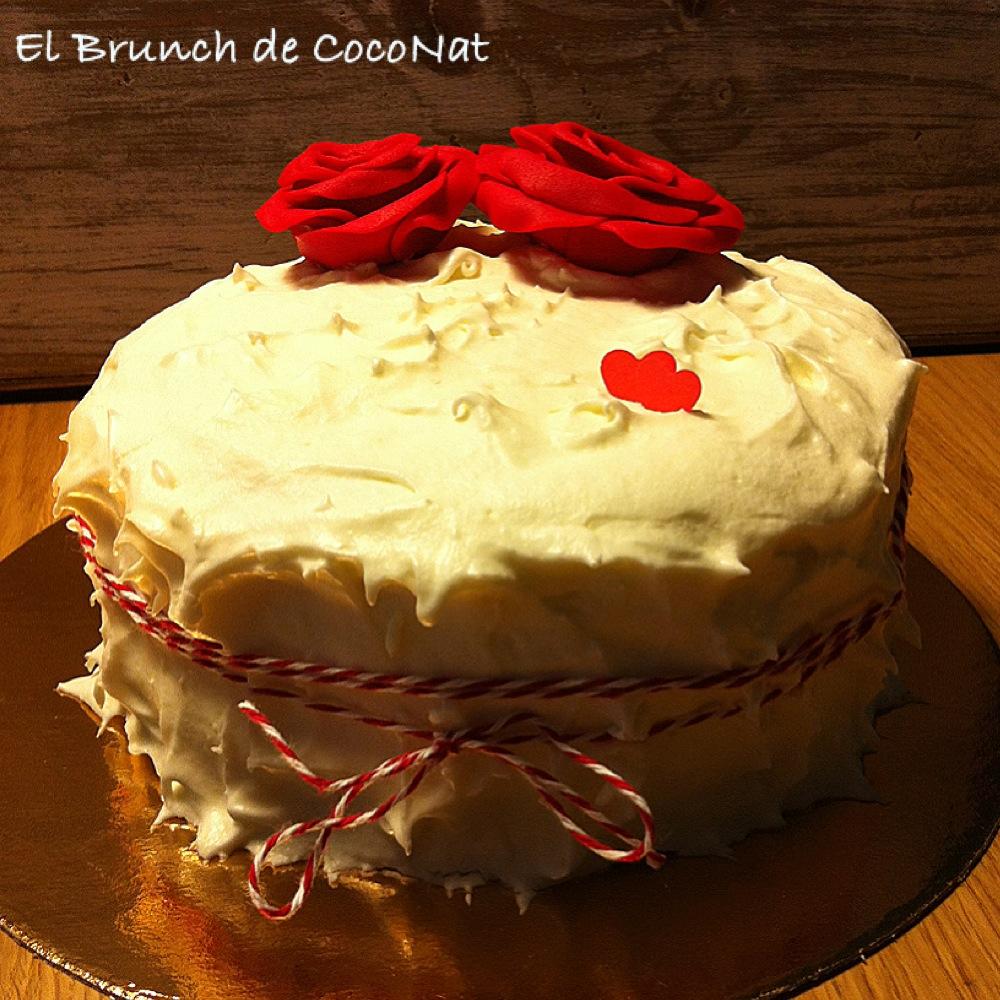 El brunch de coconat tarta red velvet una tarta muy - Tarta red velvet alma obregon ...