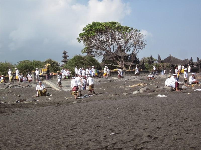 Tempat Wisata Pantai Watu Klotok Klungkung Bali