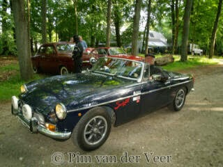 MG MGB MK III 1973-2013 = 40 Years Old !