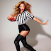 foto promo del super bowl: beyoncé vs. alicia keys