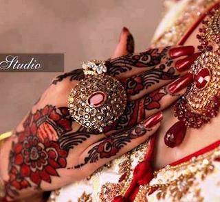 Arabic Henna Designs With Alta