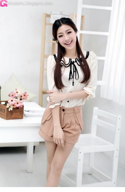 3 Wu Pei Ru - Oxygen-very cute asian girl-girlcute4u.blogspot.com