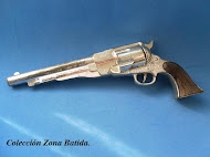 Revolver Remington New Model.