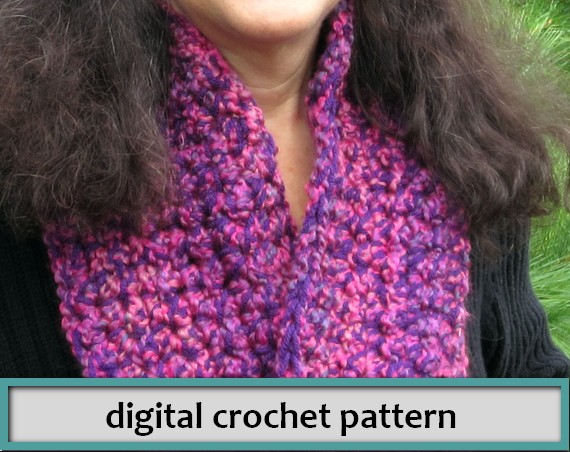 PATTERN: Infinity Scarf