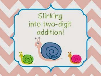 http://www.teacherspayteachers.com/Product/FREEBIESlinking-Into-Two-Digit-Addition-637194