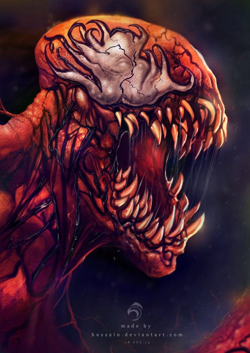 Carnage by Saqib Hussain