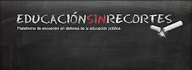 PLATAFORMA EDUCACIÓN SIN RECORTES