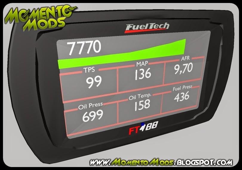 ZM - FuelTech Ft400 Em 3D