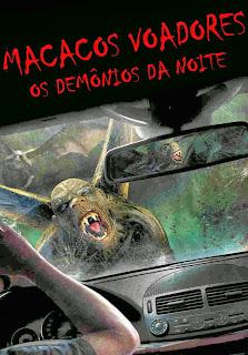 Macacos Voadores: Os Demônios da Noite - DVDRip Dual Áudio