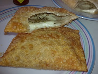 Pastel de Queijo de Macadâmia e Orégano (vegana)