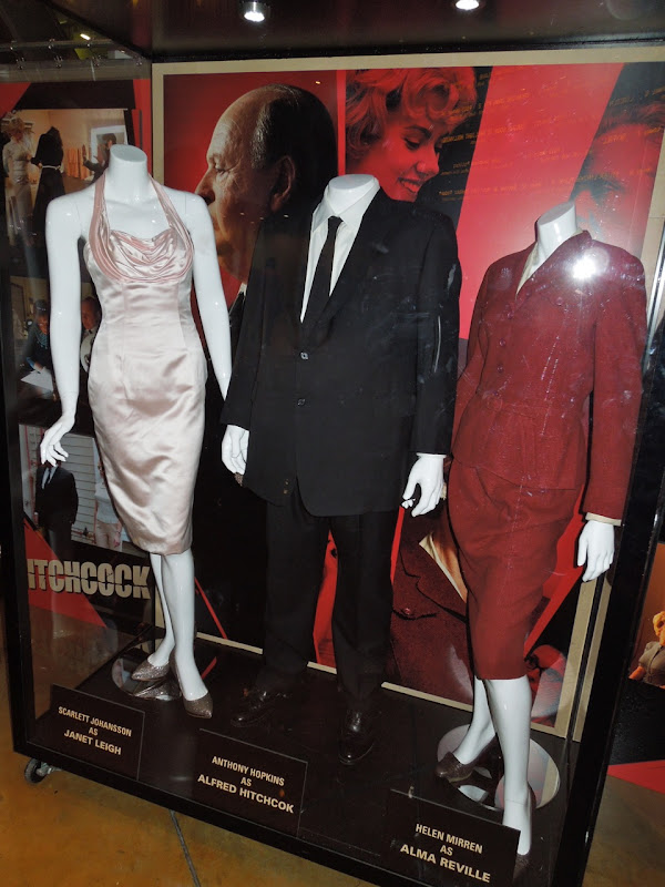Original 2012 Hitchcock movie costumes
