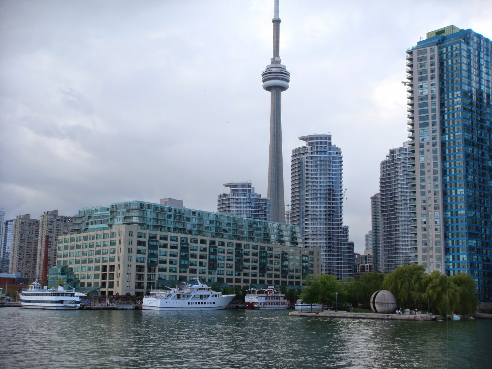 Toronto Harbourfront Condos Downtown