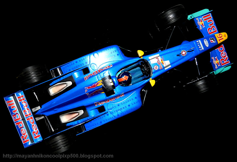 F1 Red Bull Sauber Petronas