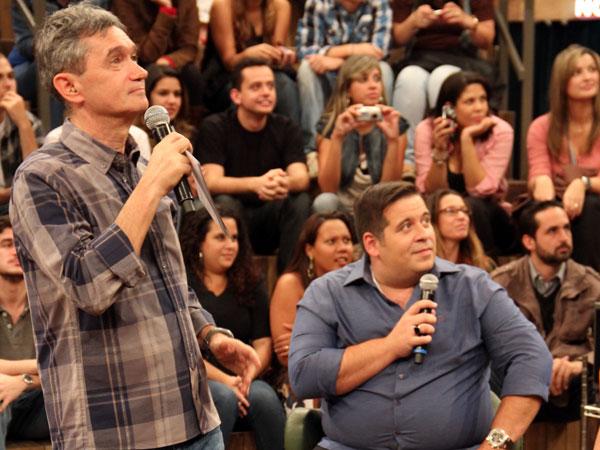 Leandro Hassum (Foto: Divulgação/TV Globo)